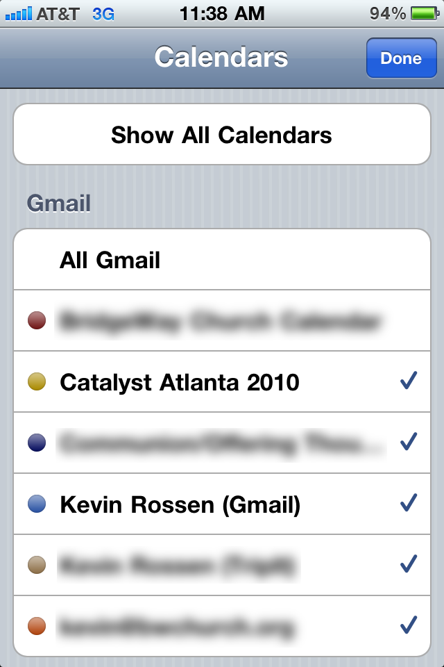 The Catalyst Calendar.How To Add The Catalyst 2010 Schedule To Your Iphone S Calendar